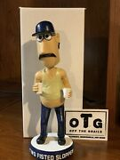 Milwaukee Brewers Two Fisted Slopper Bobblehead - Rare