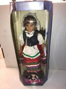 Target Dolls Of All Nations 1995 - Italy Nrfb