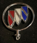 Vintage 1970s Buick Hood Ornament Emblem Badge With Free Shipping 2 Available