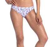 Vineyard Vines Multicolor Painted Sailboats Swimsuit Bottom Womenand039s Size L 71268