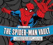 Spider-man Vault By David, Peter A. Book The Fast Free Shipping