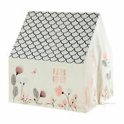 Asweets Indoor 43 X 43 X 49 Inch Kids Pretend Play House Tent Unicornopen Box