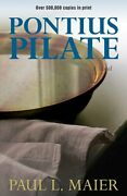 Pontius Pilate By Maier, Paul L. Book The Fast Free Shipping