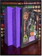 The Nightmare Before Christmas ✎signed✎ By M. Reinhart New Pop-up Limited 1/100