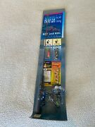 South Bend Sporting Goods Professional Matched Panfish Ice Fishing Rod And Reel