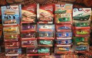 Personal Collection Disney Pixar Cars Huge Lot Of 20 Two Flo And 18 Ramone Nice
