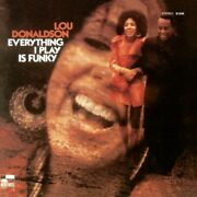 Lou Donaldson - Everything I Play Is Funky - New Vinyl Record Lp