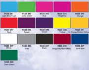 Solid Color 3x5 Flags - Choose Your Color Ns35