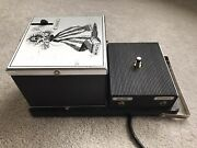 Rare Vintage Morley Tel-ray Rotating Sound Synthesizer Guitar Effects Pedal Ex