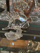 Butterfly Fish Crystal Figurine