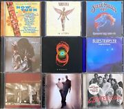 Cd Lot You Pick No Limit All Just 2.99 Flat 3 Shipping. With Case And Artwork.