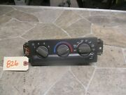 1999-2005 Blazer S10/jimmy S15 Oem Heater A/c Temperature Control Assembly Unit