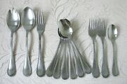 Towle Stainless Steel Flatware Beaded Antique Lot