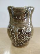 2001 Stephen Ferrell Old Edgefield Pottery Signed Pitcher