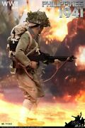 16 Iqo Model Wwii 1941 Battle Of Philippines Japanese Action Figure Model Doll