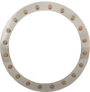 Raceline Beadlock Replacement Ring 15 In Polished Mamba Rbl-15p-a71-ring-20
