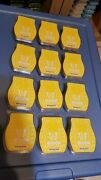 Huge Scentsy Bar Lot Of 12 Pineapple En Fuego Bars Sold Out -ships Free