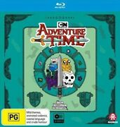 Adventure Time The Complete Collection [new Blu-ray] Boxed Set Australia - I