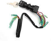 Ignition Switch For Yamaha Control Box 2and4 Stroke Push To Choke 703-82510-43-00