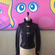 Tom Ford For Womenand039s Shearling Jacket Purple