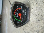 Vintage Capri Moped Speedometer Up To 60mph 140 Miles On The Odometer And Cable