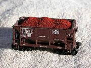 6-pack Of Hay Brothers Iron Ore Loads - Fits Walthers Minnesota Iron Ore Cars