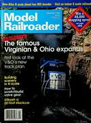 Model Railroader Magazine January 1998 The Famous Virginian And Ohio Expands