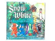 Snow White And The Seven Dwarfs Lp Polly James - 1966 Mfp 1110 Id15505