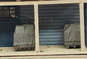 First Additions 079. N Scale Pallets With Tarpaulined Load. 2