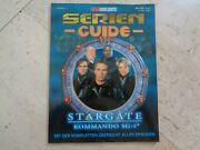 Stargate Richard Dean Anderson Special Cover Magazine Book Amanda Tapping