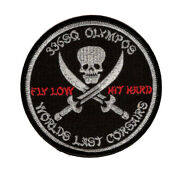 Hellenic Airforce 336 Sqn A-7 Corsair Worlds Last Patch