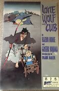 Vintage Lone Wolf And Cub 6, 7 And 8, Comic Books, Boys, Collectibles