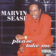 Marvin Sease  -  Please Take Me  -  New Factory Sealed Cd