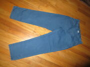 Womens Time And Tru Pull On Stretch Jeans Size M 8/10 Good Condition