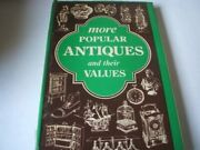 More Popular Antiques And Their Values By Curtis, Tony Hardback Book The Fast