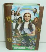 Masterpieces The Wizard Of Oz 1000 Piece Jigsaw Puzzle Book Box Dorothy Witch