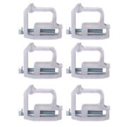 For Tite Lok Truck Cap Topper Camper Shell Mounting Clamps Heavy Duty Tl-2002 6x