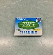 1 Sony Jp Pd170p Mini Dv Video Head Cleaner Tape For Sony 3ccd Pro Camcorder