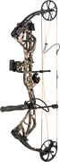 New 2019 Bear Archery Species 70 Lh Rth Package Bow W/ Arrows And Release
