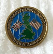 Lot Of 13, 3 Each Total 39 Raf Mildenhall Uk 100th Maint Sqdn Challenge Coin