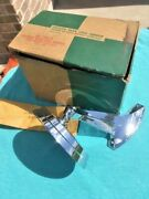 1960and039s Gm Chevrolet Cadillac Nors Accessory Rh Passenger Outside Mirror 4-5/8