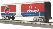 New In Box Mth Uncataloged Isalyand039s Modern Reefer Pair Both Numbers 30-78017