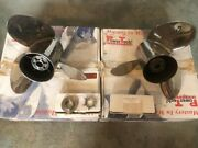 Power Tech Stainless Steel Propellers Standard And Counter Rotation - New In Box