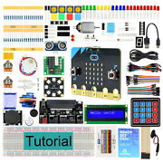 Freenove Ultimate Starter Kit For Bbc Microbit 305 Pages Tutorial 225 Items