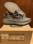 Adidas Yeezy Boost 350 V2 Beluga 2.0 Size 6 Rare Ds 100 Authentic