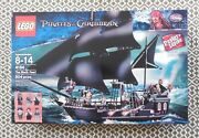 New Lego Set 4184 Pirates Of Carribean The Black Pearl Retired Misb
