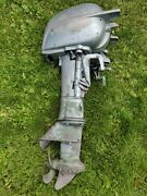 Parting Out Johnson Evinrude Qd-12 1951 10hp Boat Motor Outboard Parts