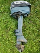 Parting Out Johnson Evinrude Fleetwin 75 7.5hp Boat Motor Outboard Parts