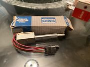 Nos 1961-1963 Lincoln Continental Blower Motor Switch With Ac C1vf19a642a
