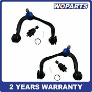 Front Upper Control Arm Ball Joint Fit For Ford F-150 Lincoln Mark Lt 2wd 04-08